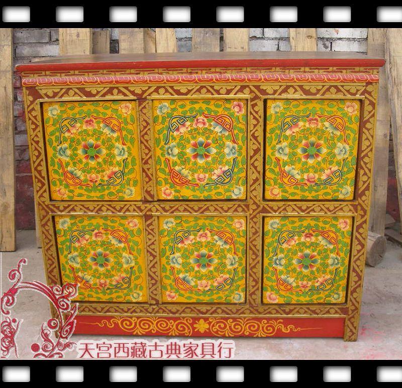 Goedkope Keuken Opbergkast : Online kopen Wholesale tibetaanse meubels uit China tibetaanse meubels