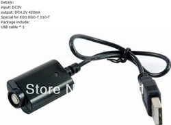 High quality 1pcs/lot USB charger for ego series battery ,include ego-t, ego-c,ego-w ,ego twist ego-k ,(China (Mainland))