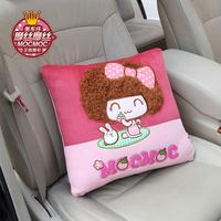 Hot sale Free shipping! Saw doll car pillow car pillow cushion cartoon pillow exhaust pipe