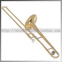 Alto trombone copper pipe b medianly