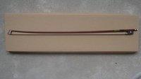 Viola bow carbon fiber bow,  ebony frog, Nickel Copper(Silver color) Viola bow of SFV95