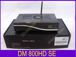 Original 800 HD SE satellite TV receiver sim a8p ALPS 801A M tuner dm 800se free shipping 800SE(China (Mainland))