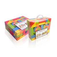 Eva child blocks intergards foam large blocks toy 108 w008