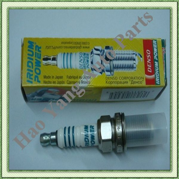 High Quality Original Genuine IRIDIUM POWER Denso Spark Plug (IK20,5304) Fit For VW,KIA,MITSUBISHI,HYUNDAI,TOYOTA etc(China (Mainland))