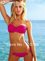free shipping 2013 Fashion Brand for woman Sexy bikini with PAD Hot swimsuits Ladies swimwear beachwear