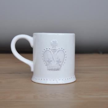 Vintage - mug cup cold water coffee cup breakfast cup