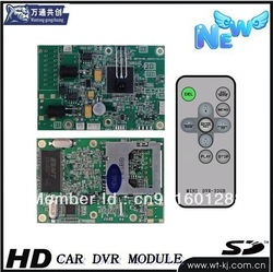 Video Module ;Color image storage module, SD card image storage modules, high-definition video image storage module(China (Mainland))