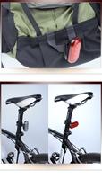Bike cycling 5 LED Tail Rear light Bicycle light new Mountain road waterproof flashing bicycle light