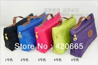 Free shipping 2013 New women Special cosmetic bag long1champ handbag girls Portable Cosmetic Bag multi-color optional