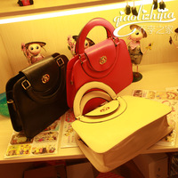 2013 women's handbag work bag street bag one shoulder cross-body handbag c-45