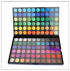 120 eye shadow plate multicolor dull mixed make-up platte eyeshaow(China (Mainland))