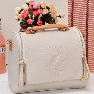 2013 fashion designer brand Mini white handbag for women high quality the female bag small monogram handbag clutches bolsa
