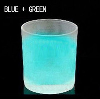 FREE SHIPPING 2013  Hot sale 500g blue-green glow in dark pigment,luminescent pigment,photoluminescent pigment,luminous powder