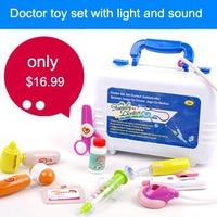 Baby boy suitcase 10 set child toy 0.55