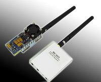 FPV 5.8G 500mW AV A/V Transmitting/ 8 Channels receiving System TS352+RC305