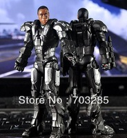 Iron man 3 war machine 3.75 inch can be moving dipole model toys toy 1 pcs/lot Wholesale and retail free shipping