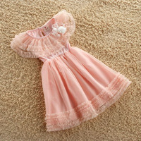 Children's clothing candy female child 2013 summer one-piece dress child princess dress