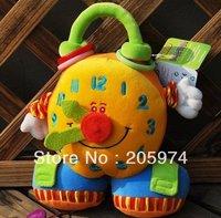 Free shipping- TOLO CLOCK Early Development Toy Dolls Stuffed Toys Stuffed Plush Animals
