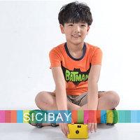 Wholesale Children Clothing Set Kids summer Tracksuits Boys Fashion Shorts and T-shirt Suit,5sets/lot Free Shipping K0524