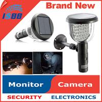 1pcs/Lot Home Solar DVR Security Camera Light PIR Motion Detection Video Record Solar Lamp Support 32G