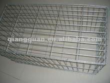 Anping galvanized Welded Gabion Rock Wall for noise abatement + welded wire mesh panel wall