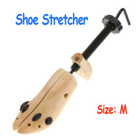 Freeshipping Size M Wood Wooden 2-Way Shoe Shoes Tree Stretchers,dropshipping Wholesale