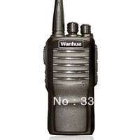 Free Shipping Hot Sale Brand WANHUA Tail Tone Elimination,Busy Channel Lockout,Squelch level programmable Walkie Talkie