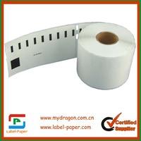 100 x Rolls Dymo Compatible Labels 99012 Dymo 99012 Label
