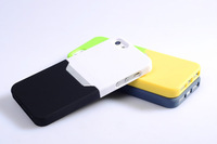 Phone case with stand-- Made with high quality PC plastsic Design from Korea Colorful