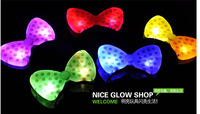 Free shipping Bow card  / light-emitting horn / light-emitting headband / luminous toys,toys,glow in the dark party supplies