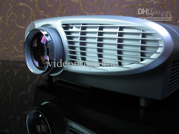 Brand New LED Video Projector Wide screen Native 1280x800pixels with HDMI Port Projector(China (Mainland))