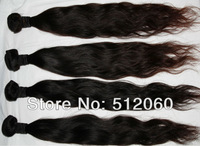 "virgin brazilian natural wave, elite hair, Grade 5A ,100% unprocessed, natural color, 3pcs/lot ,12""-30"""
