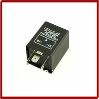 Free Shipping Motorcycle Flasher 12V LED Electronic Relay Fix  Blinker Indicator