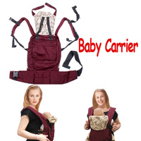 Freeshipping Front & Back Baby Carrier Infant Comfort Backpack Sling Wrap Harness Red/Blue ,dropshipping Wholesale
