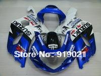 Fairing For Suzuki GSXR 600 750 K1 2000-2003  Injection Molding Plastic ABS Full Set K10015
