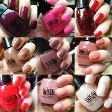 blue nail polish promotion
