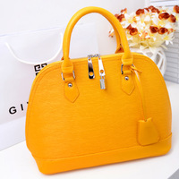 Women's handbag spring 2013 shell bag toothpick shaping bag laptop messenger bag