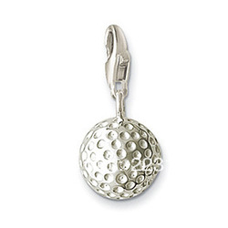 ball charms/golf ball charms/ball charms bracelet(China (Mainland))