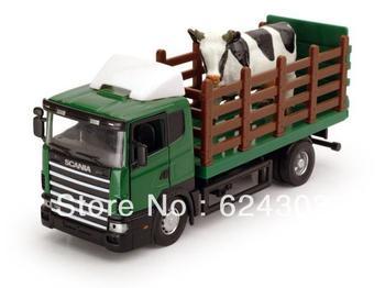 1:43 Fram  transport vehicle  alloy car model  gift box  Freeshipping !