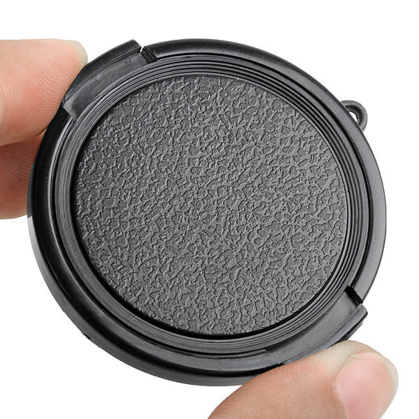 Camera 25mm Side-Pinch Lens Cap cover For canon Nikon pentax Olympus(China (Mainland))