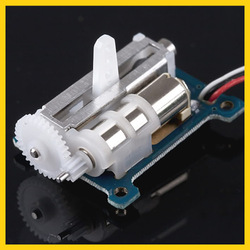 10pcs/Lot 1.5g Mini Micro servo Left & right For RC Ultra-Micro helicopter Aircraft Free shipping(China (Mainland))