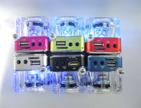 Cheapest Mini Micro Stereo Speaker Music MP3 Player TT029 For MP3 pc Notebook Free shipping