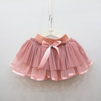 2013 spring summer female child bow  princess  dress