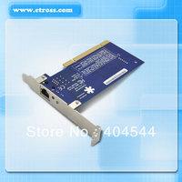 FREE SHIPPING one line E1 T1 ISDN PRI TE110P Asterisk Card TRIXBOX IP-PBX ZAPTEL
