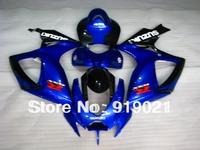 Fairing For Suzuki GSXR 600 750 K6 2006-2007  Injection Molding Plastic ABS Full Set K60012