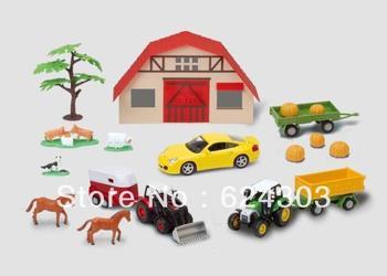 Nida ETAM farm tractor model toy car agricultural vehicles 4113 - 01