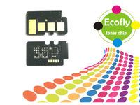 refilled for Samsung SCX-3200 SCX-3205 SCX3207 SCX3217 laser printer reset  toner cartridge chip ML D104 toner cartridge chip