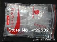 2013new cheap to sell500pcs Clear Toe Nail Art French FalseTips Make up Foot False nails wholesale free shippingTransparent Nail