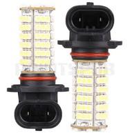 10pcs/lot Fog lamps+Taillights+Free Shipping+DRL Lights Car 102 SMD 9006/HB4 LED Bulbs White HID HEAD LIGHT/FOG LIGHT A069
