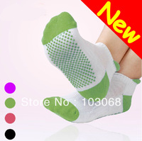 New Yoga Socks Sock Gym Exercise Non Slip Massage Multicolor